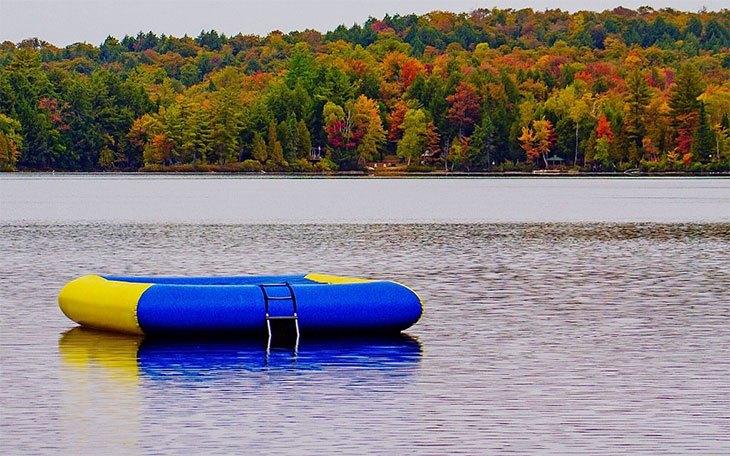 best water trampoline reviews