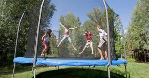 Best trampoline pads